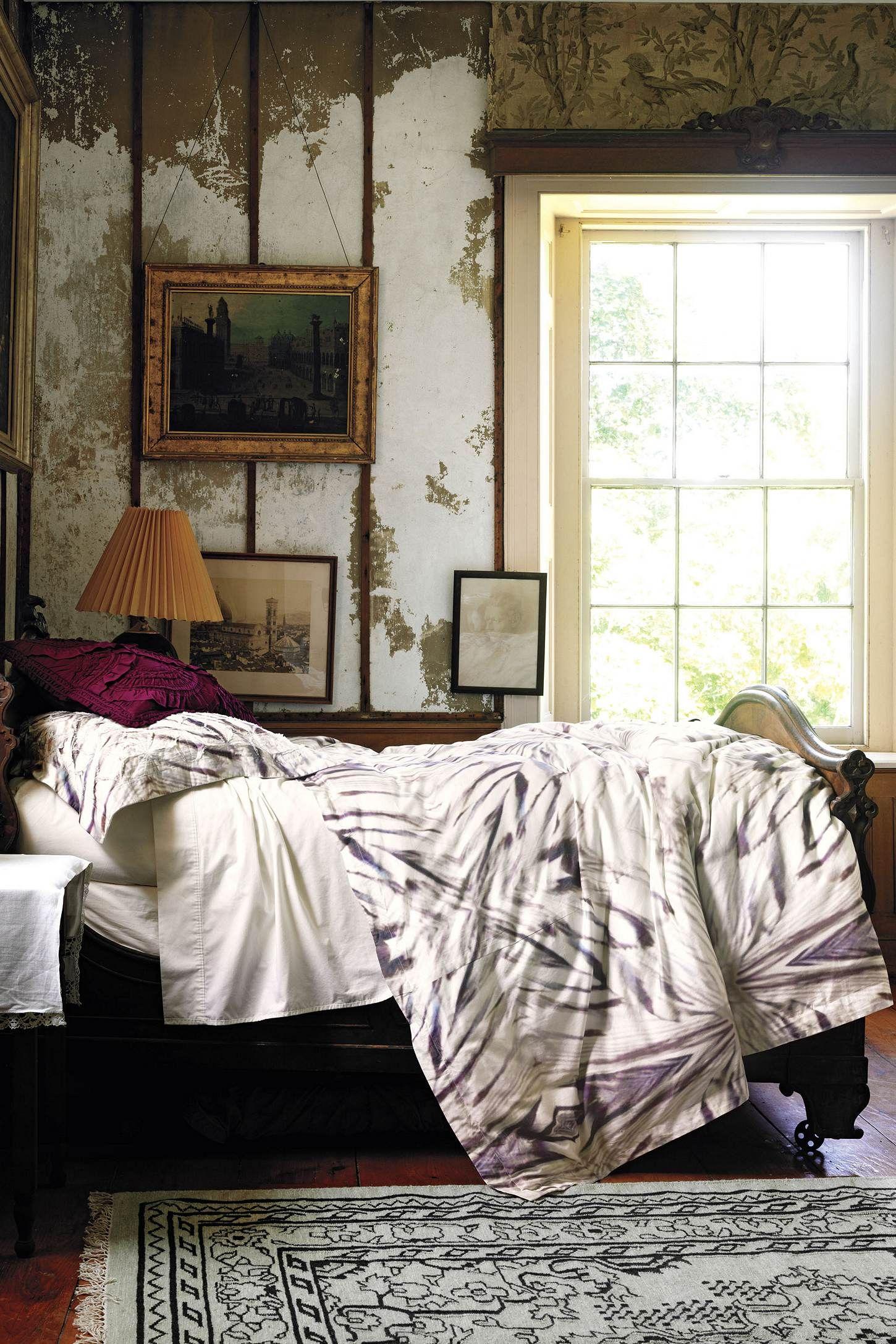 Anthropologie Bedroom: Rivulets Quilt In 2019