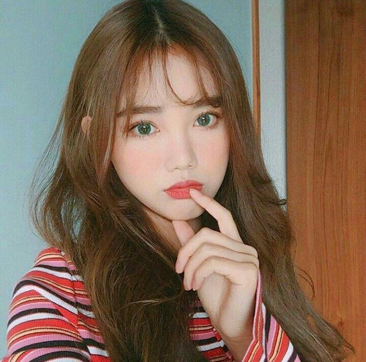 Girl selfie asian Fat
