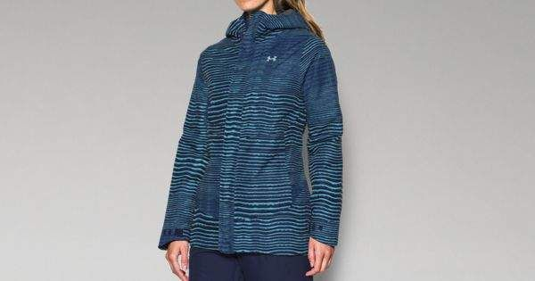 353567676 Under Armour Women's ColdGear Infrared Powerline Insulated Jacket ...