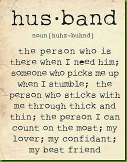 How to be a Happy Husband… a Wife's take.