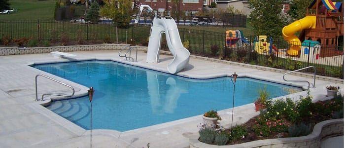 T Shaped Inground Pool Kits Pool Warehouse Backyard Dream Makers Pool Patio Designs Pool Kits Inground Pool Designs