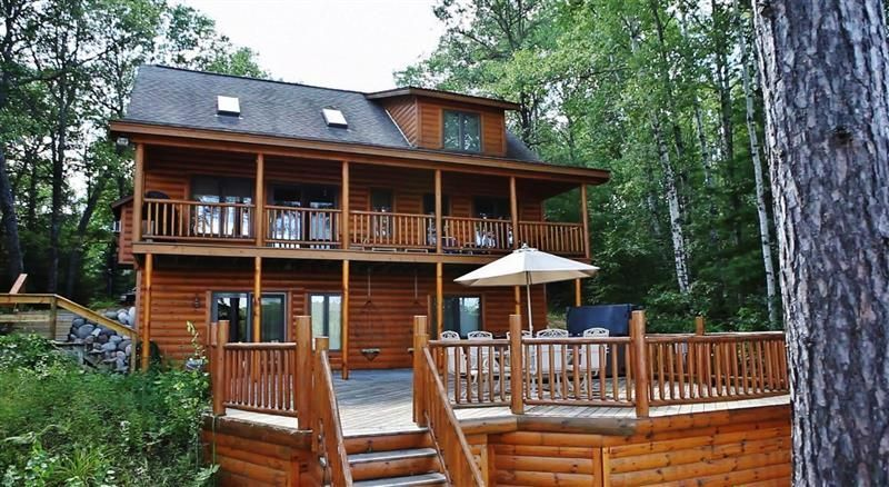 High Quality Cabin Vacation Rental In Lewiston From VRBO.com! #vacation #rental #travel