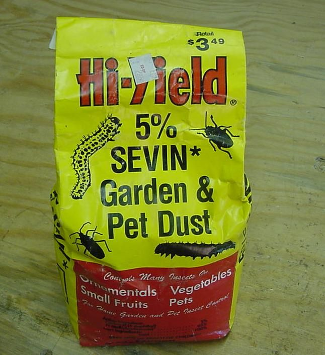 How to use sevin dust on dogs