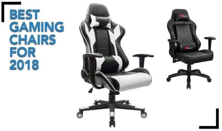 Best Video Game Chair Reviews Gaming Chairs For 2018 Gaming