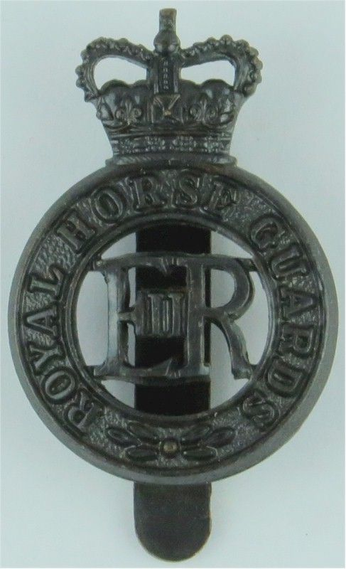 Cap Badge Royal Horse Guards
