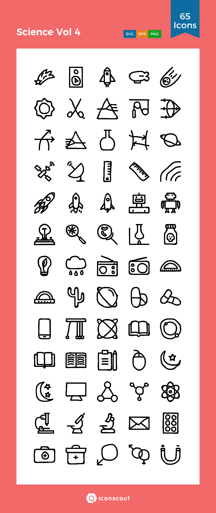 Download Science Vol 4 Icon Pack Available In Svg Png Eps Ai Icon Fonts Icon Pack How To Draw Hands Icon