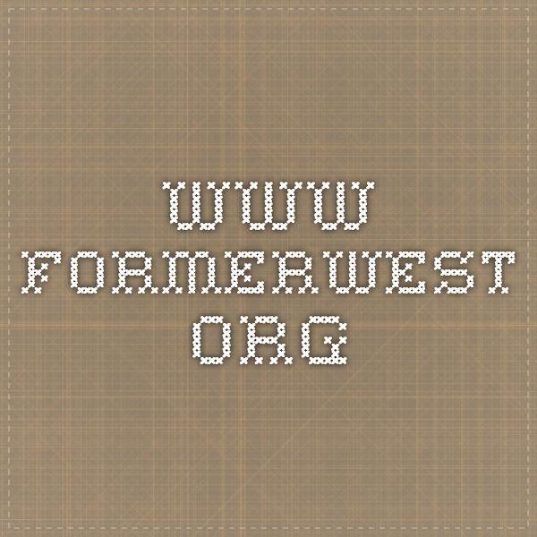 www.formerwest.org