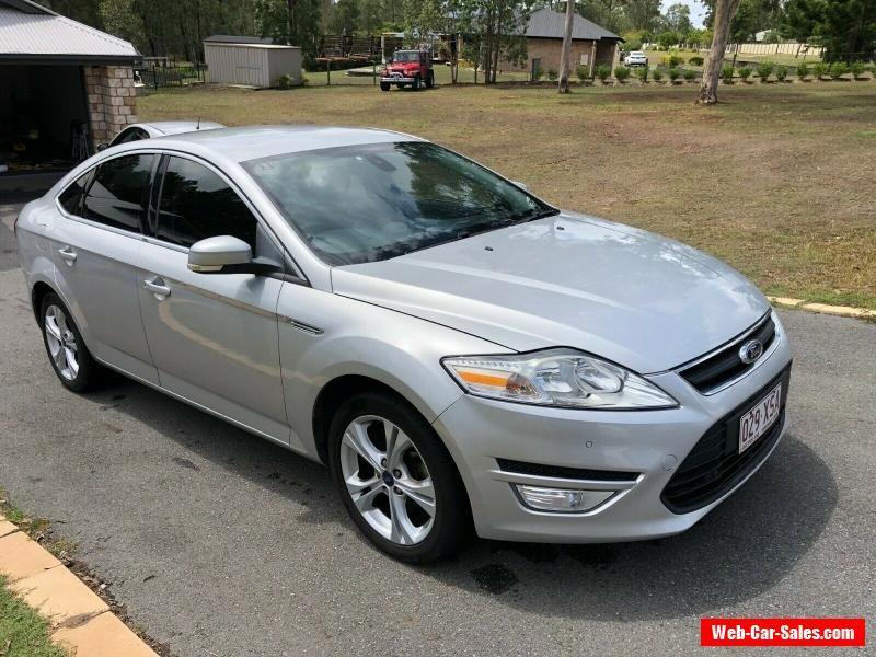 Car for Sale 2012 Ford Mondoe Zetec TDCI Cars for sale