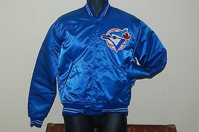 d60ceaebcd2 Vintage-Toronto-Blue-Jays-MLB-Satin-Jacket-Starter-Adult-Medium-M ...