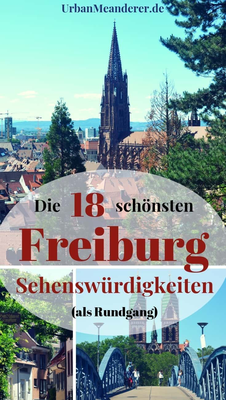 Der perfekte Freiburg Sehenswürdigkeiten Rundgang (+ wichtige Tipps