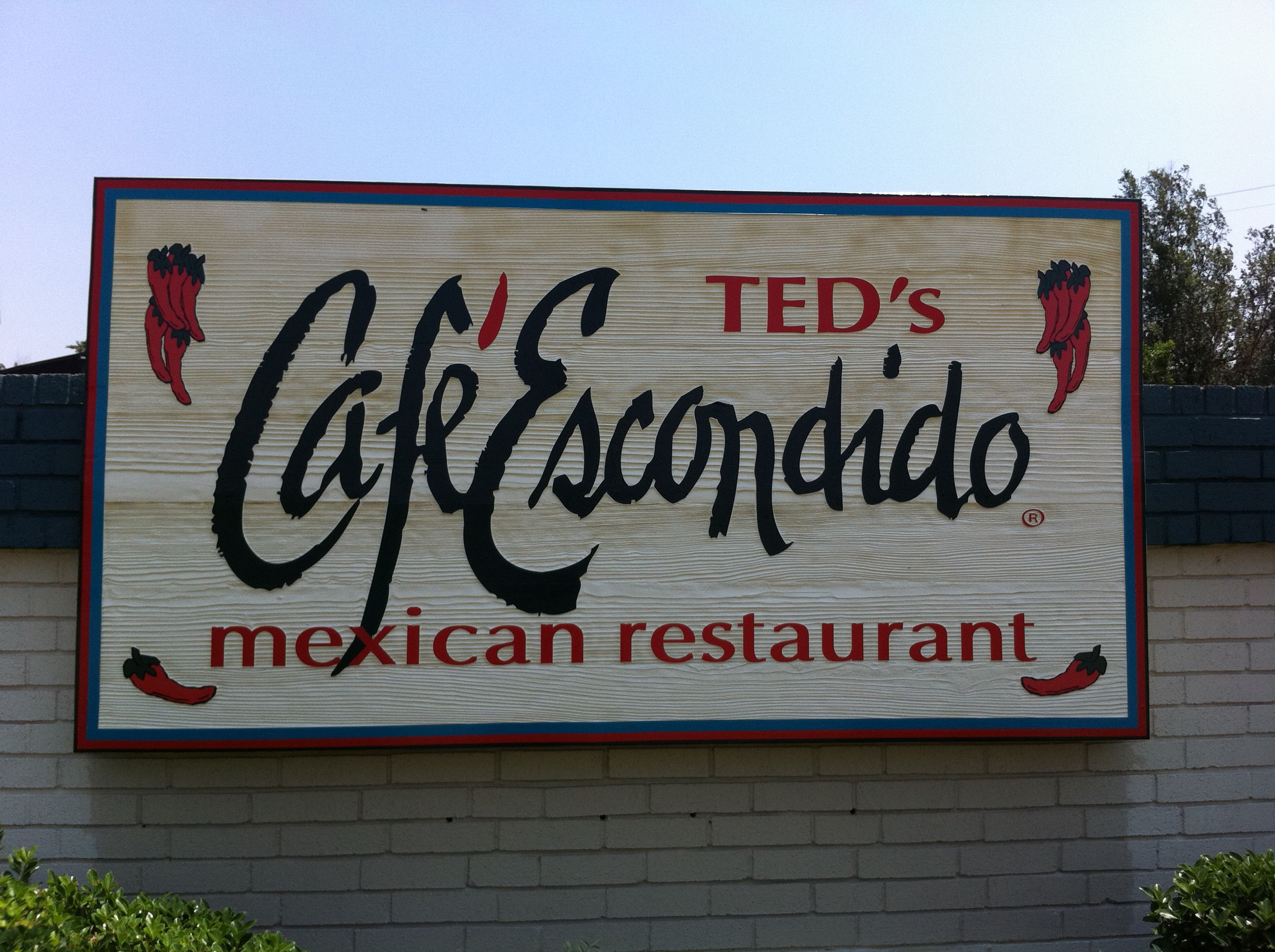 Ted S Cafe Escondido Mexican Restaurant Oklahoma City Who