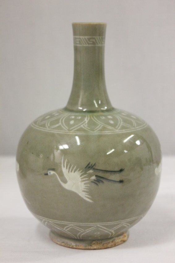 2 Korean Celadon Vases On Korean Traditions Pinterest Korean