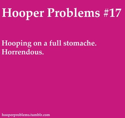 Hooping Problems