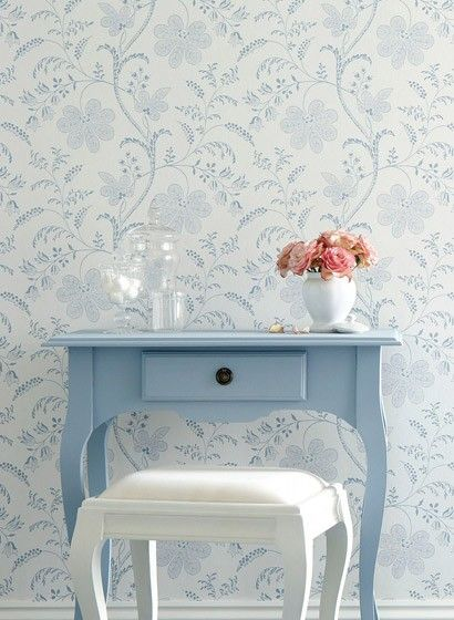Tapete bedford square von little greene 2245 little for Elegante wandbilder