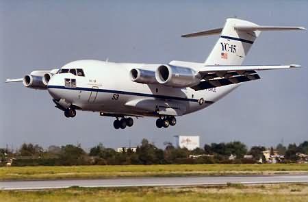 McDonnell Douglas YC-15 - Google Search