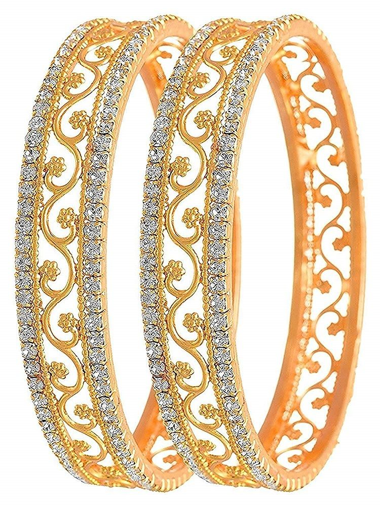 6ae21a6a1ac54 Buy Online This Beautiful Traditional Trendy Daily Wear 1 Gram Gold ...