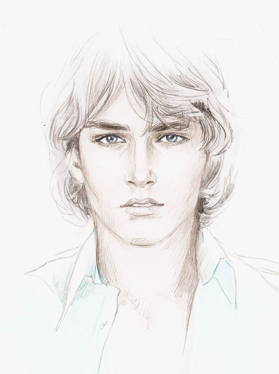 The Face sketch by Ngaladel.deviantart.com on @deviantART ...
