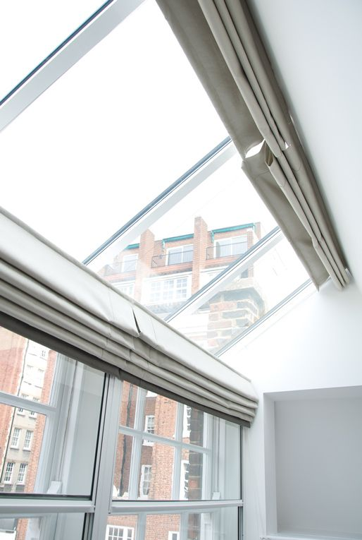 Skylight Blinds For Skylights