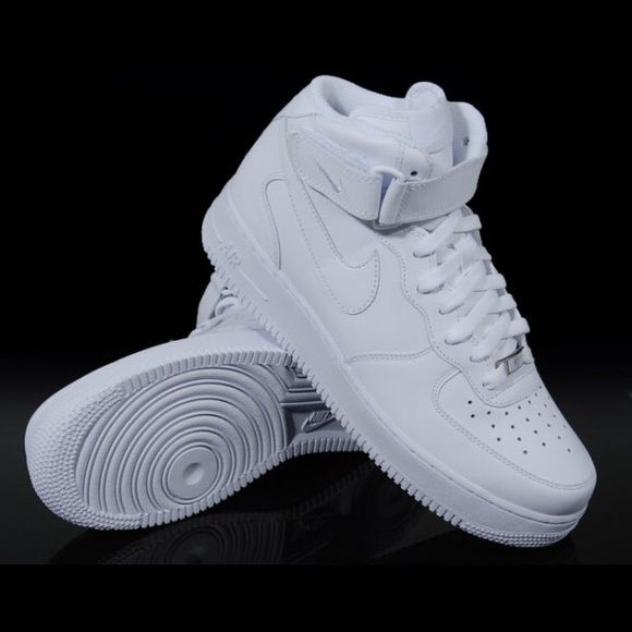 Searching For Nike Air Force One Nike Air Force High White Air Force Ones Nike Air Force Ones