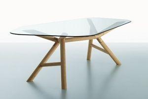 Basketleg Table- Cliff Young Furniture