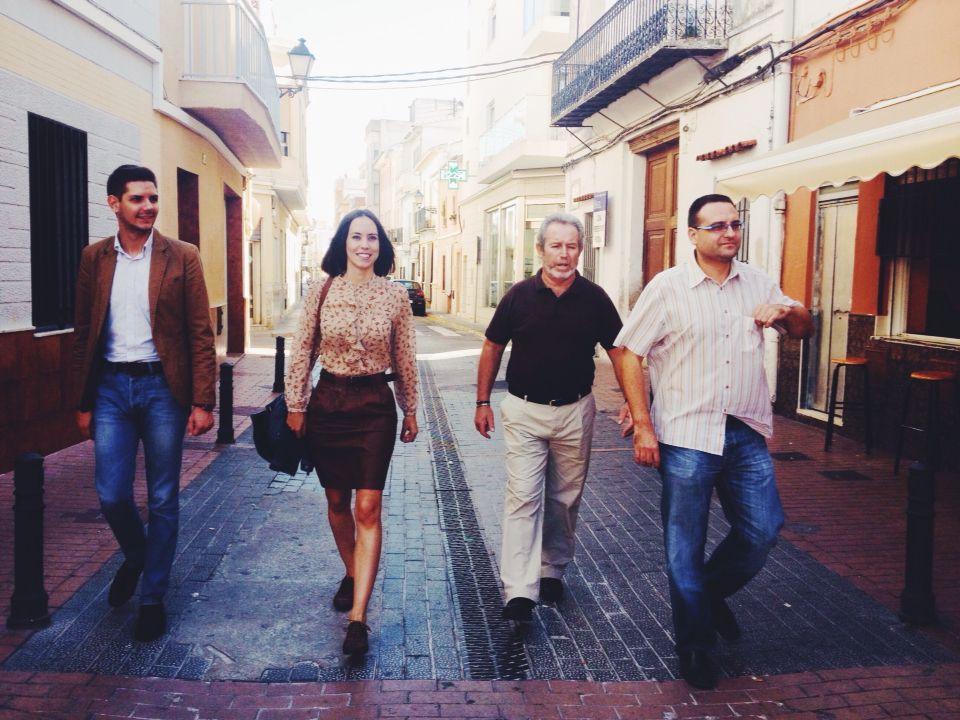 Visitando Beniopa.  http://www.josemanuelprieto.es