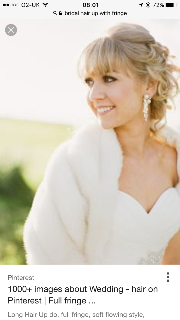 Pin by Sam Turnock on Bridal hair styles | Pinterest | Bridal hair ...