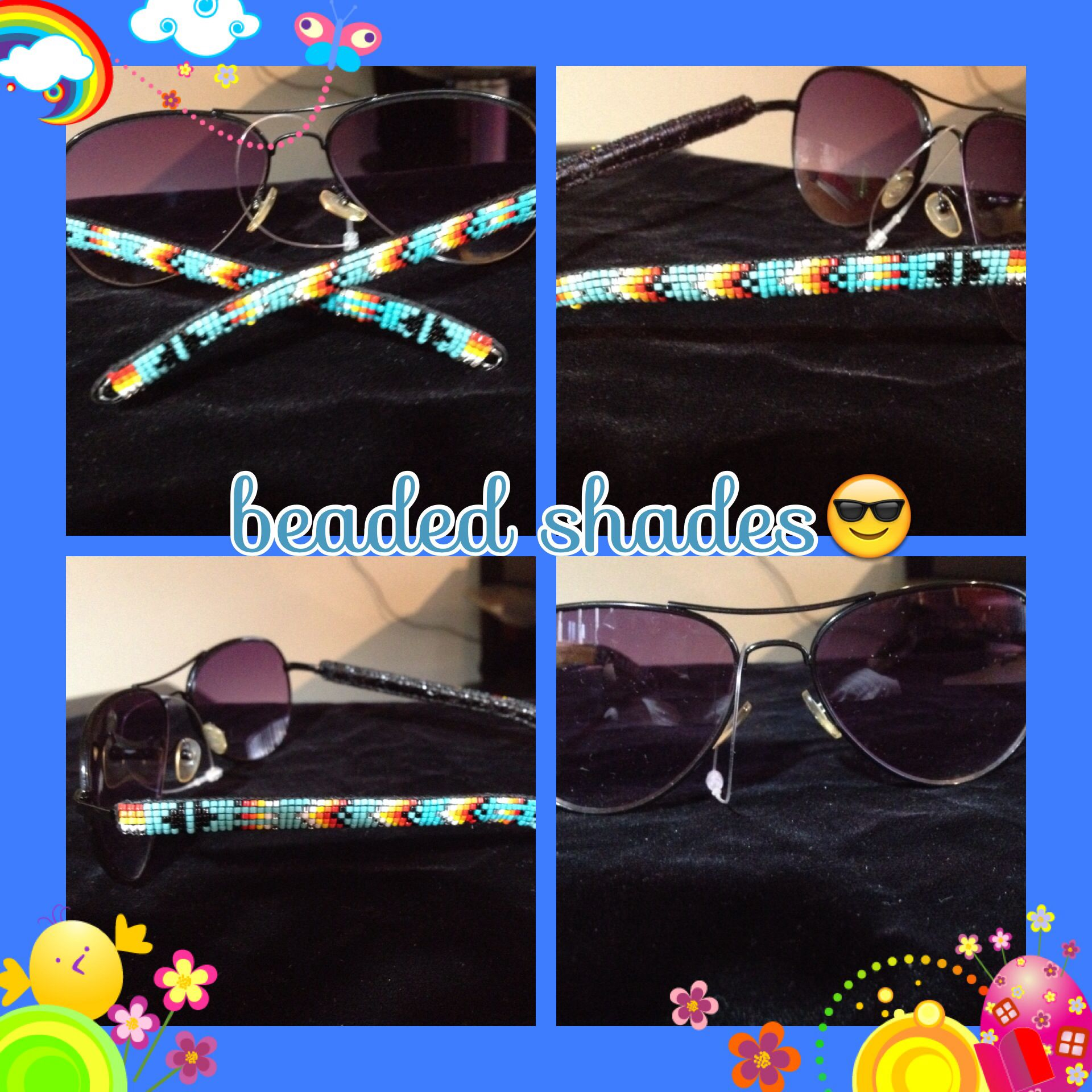 Rock these shades #1 These pair I absolutely loved But had to go to a good friend of mine:) cheydawn@hotmail.com