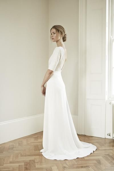 Charlotte Simpson Bridal Creates Stunning Gowns For The Modern Bride View Capsule Collection