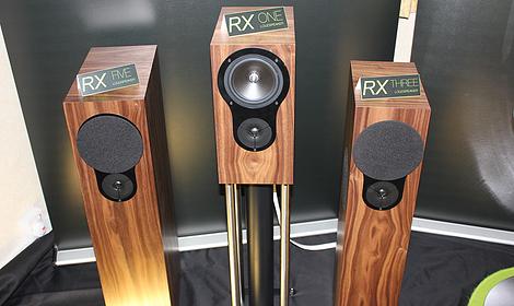 AUDIOPHILE MAN - HIFI NEWS: Rega speakers  Known more for its range