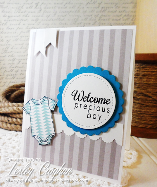 SugarPea Designs {Welcome Baby}-Anything Goes