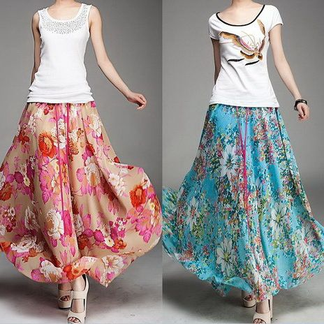 Buy Long Skirts Online Uk