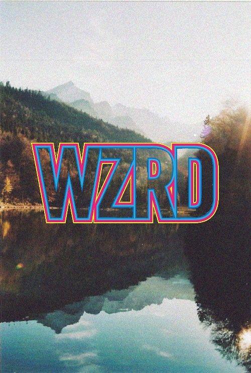 wzrd - cudi & dot da genius   art   Kid cudi, Kid cudi