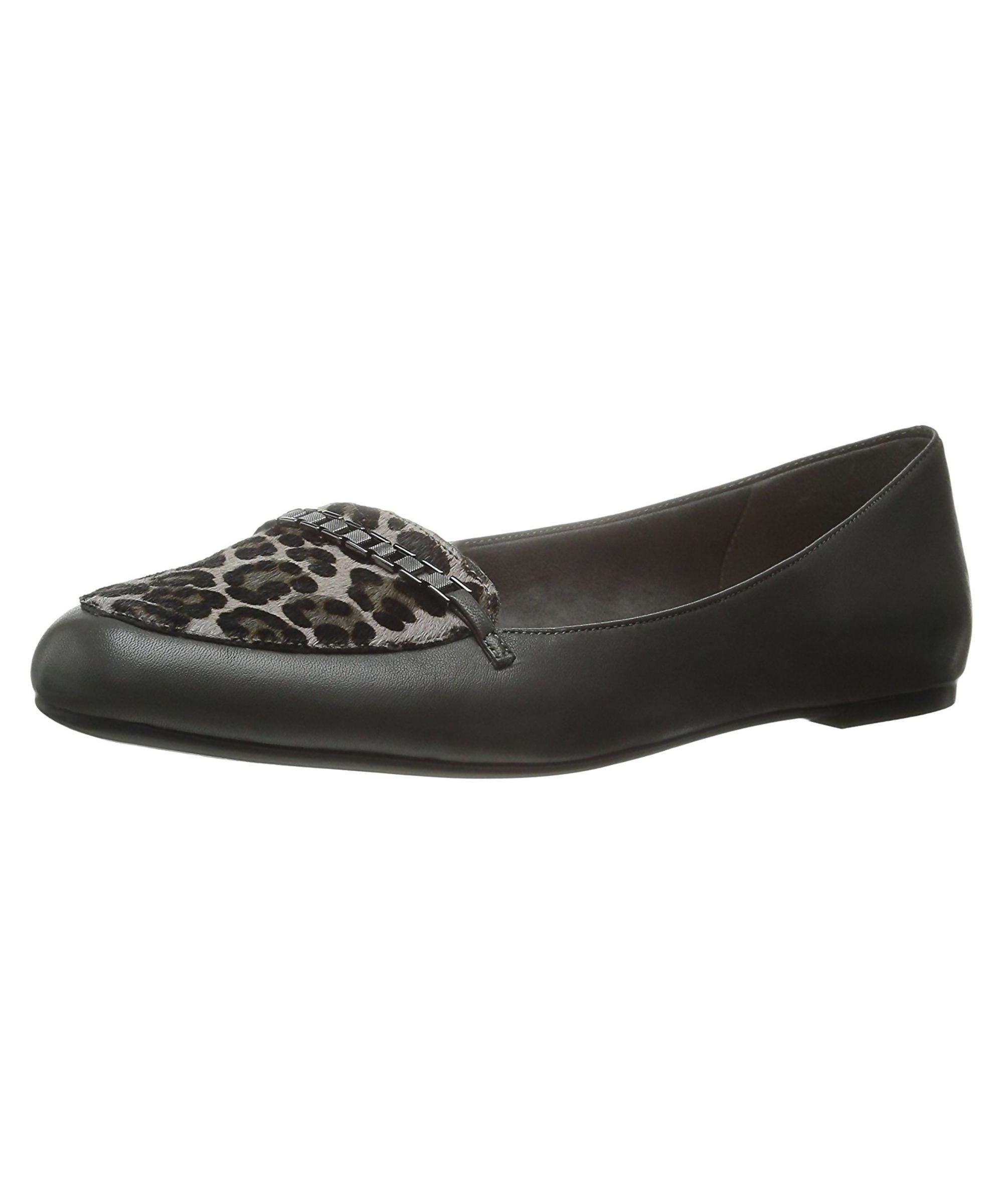 BELLA VITA | Bella Vita Womens Thora Leather Closed Toe Slide Flats #Shoes  #Oxford