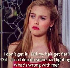 When I dont hear anything back after an interview. .. / clueless quote