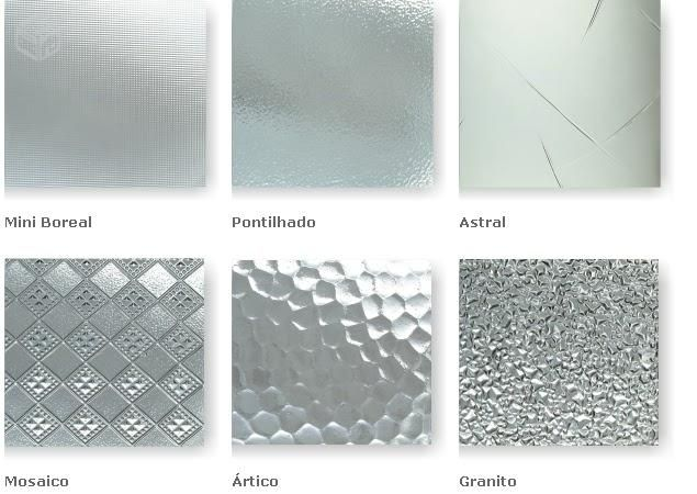 Vidro Artico E Canelado Vidro Vidro Espelhado Tipos De Vidro