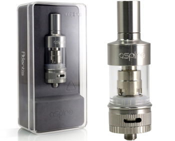 Cloud Giants - Aspire Atlantis Sub-oHm Tank, $39.00 (http://www.cloudgiants.co/aspire-atlantis-sub-ohm-tank/)