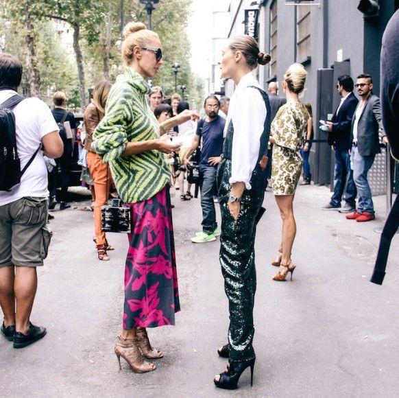 Street Style Details of Milan Fashion Week
