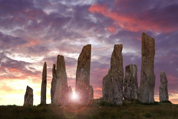Discover the rural beauty and rich history of Scotland in the Hebrides- Callandish Standing stones