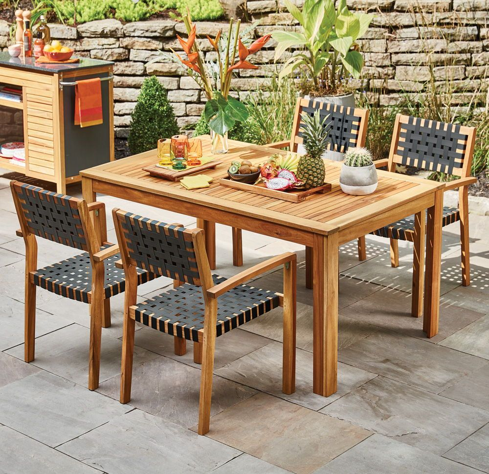 This Just In 2018 S Top Patio Style Trends Patio Table Decor