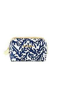 Palm Beach Large Printed Cosmetic Case. Lilly.  Love! Love! Love!