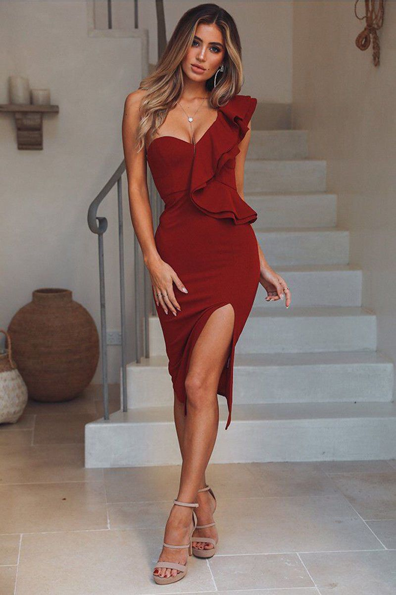 Women S Bandage Bodycon Sleeveless Evening Party Cocktail Club Short Mini Dress Fashion Dress Party Classy Dress Sleeveless Bodycon Dress