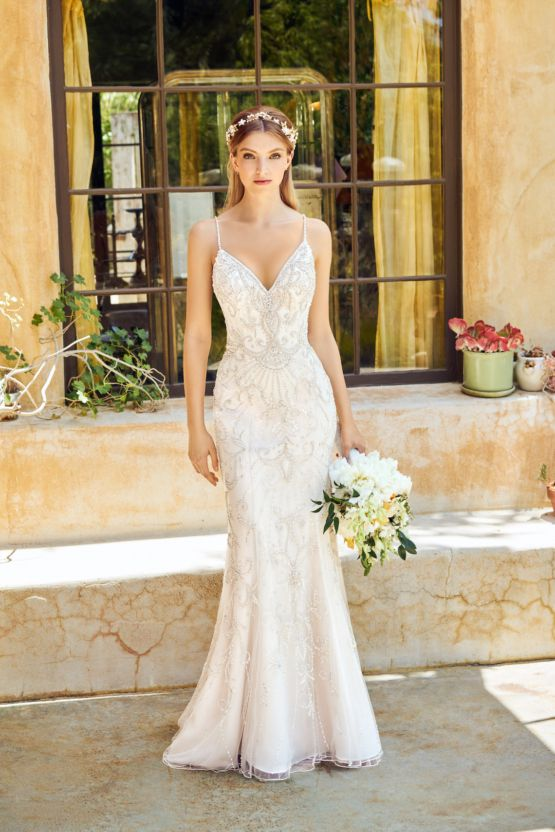 How To Choose The Perfect Wedding Dress For Your Body Shape ...