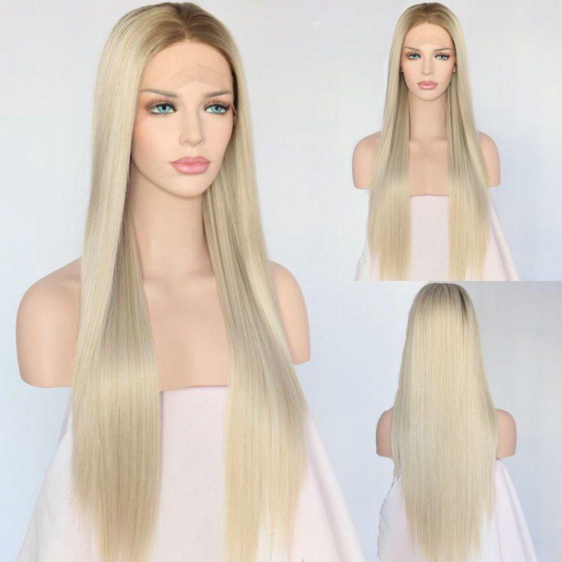 Best Blonde Hair Wigs Amazon Fake Scalp Blonde Hair Wigs Lace Front Wigs 13x6 Lace Front Wigs Straight Hairstyles Lace Front Wigs Long Hair Styles