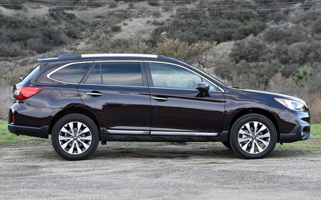 Subaru Legacy, Outback improve in small overlap test |Small Subaru Outback