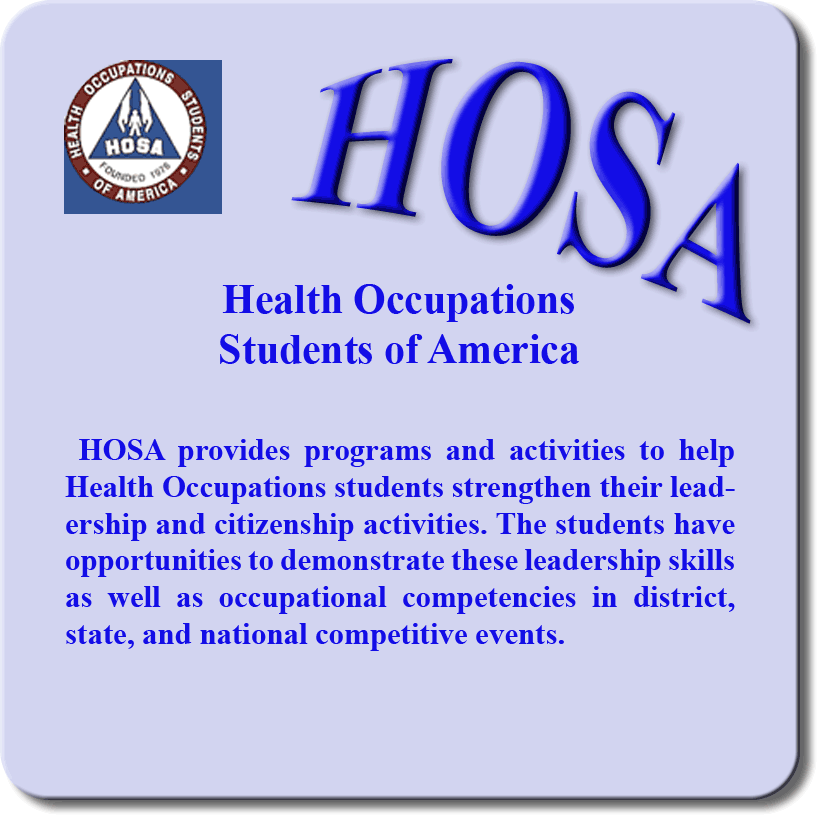 old definition of hosa