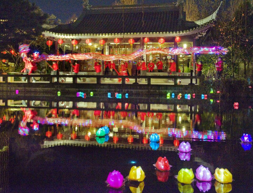 Chinese New Year in Portland features lantern viewing in