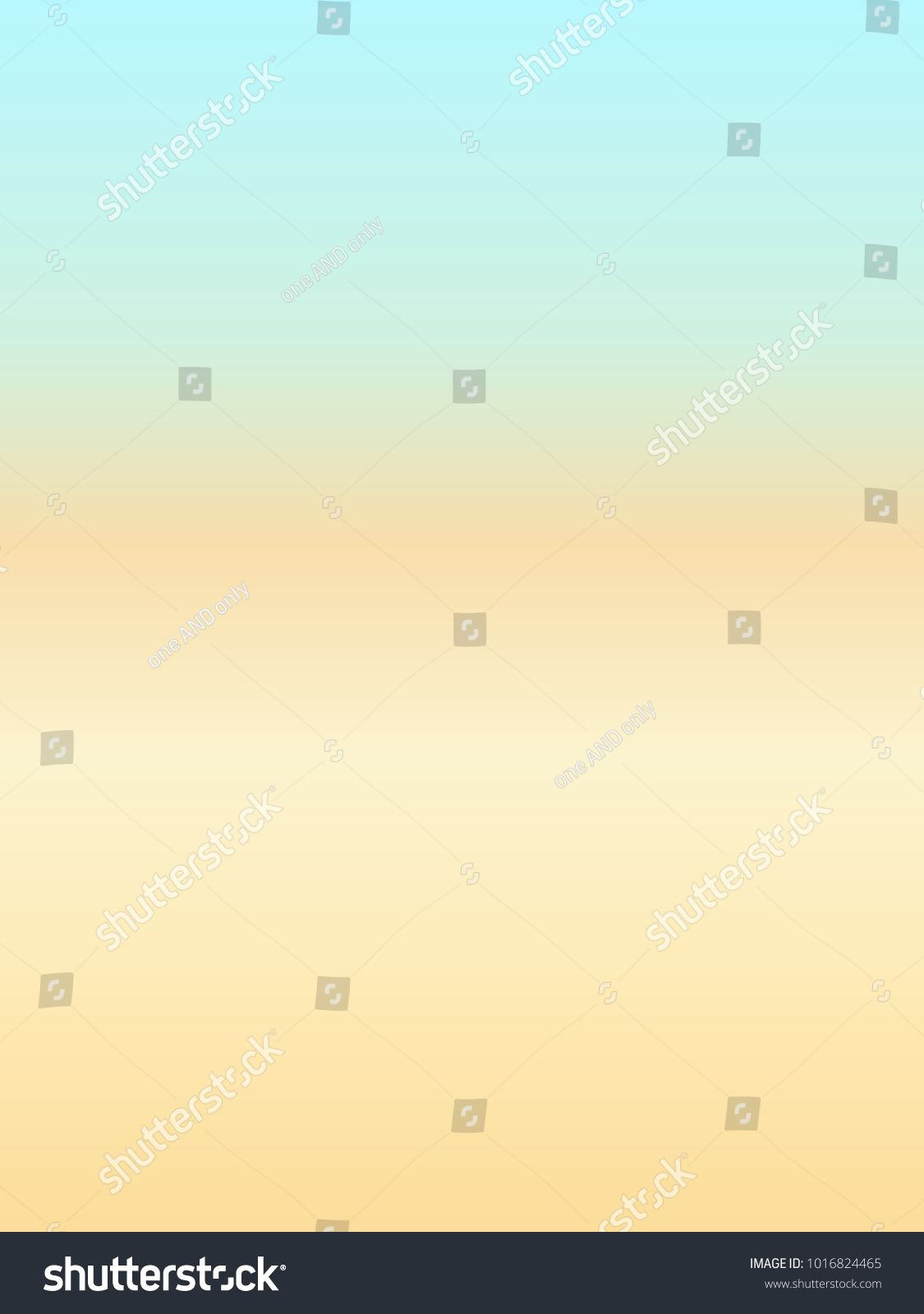 Abstract Beach Background Gradient In Soft Retro Colors Sponsored