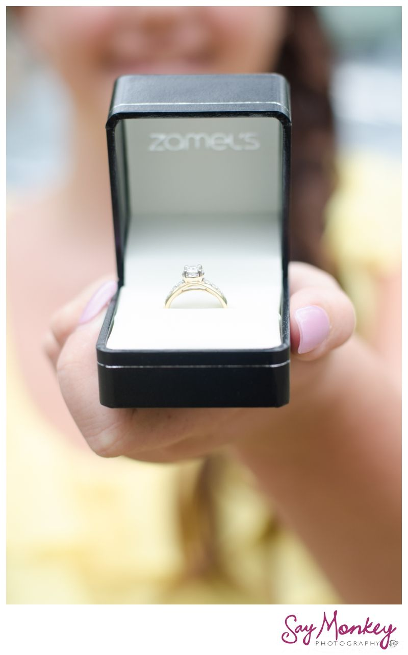 Emma's #engagement ring