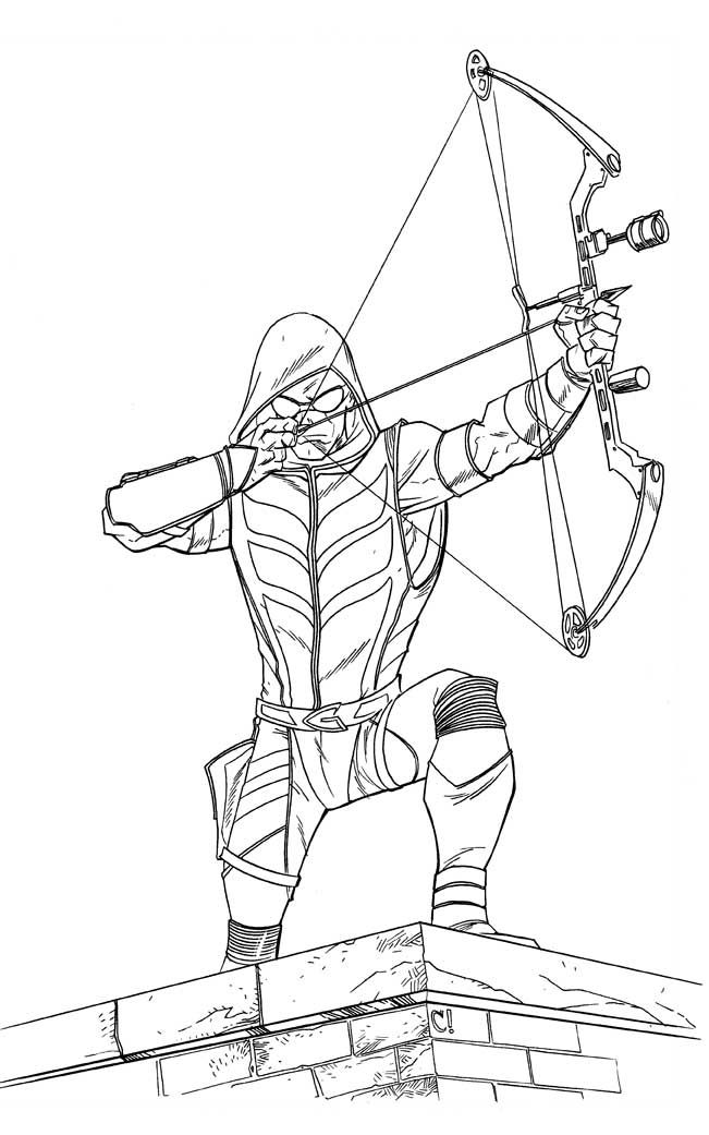 f red arrow coloring pages - photo #1