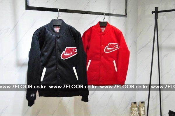 685ee2e7a9f Nike X Supreme Japan Edition 나이키X슈프림 콜라보 저팬 한정판 NYC 덕다운 울